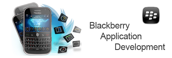 blackberry application development in India